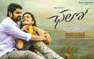 Chalo movie reviews